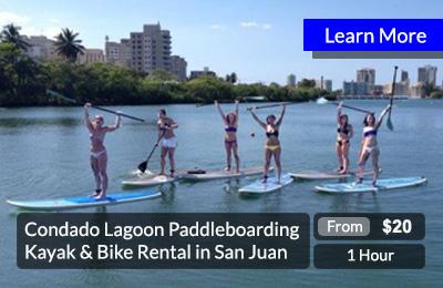 Condado-Lagoon-Paddleboarding-Kayak-Bikes-Rental