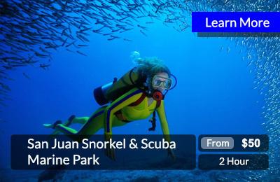 San-Juan-Snorkel-Scuba-Marine-Park
