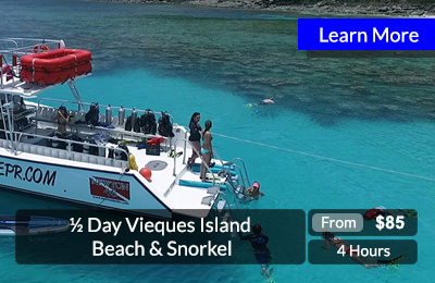Trip-½-Day-VIeques-Beaach-Snorkel